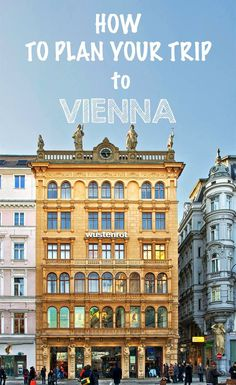 Romantic vacation tips If youre planning a visit to the birthplace of Sigmund Freud and Marie Antoinette, be sure to check out our tips to maximize your time in Vienna! Europe Travel Tips, European Travel, Travel Advice, Travel Guides, Travel Destinations, Visit Austria, Austria Travel, Austria Tourism, Cool Places To Visit
