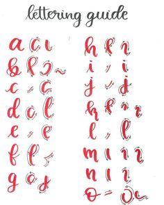 Parte 1 de 2♥️ ~Lu . . . . . . . . . . . . #letteringguide #studentlife #studygram #study #studying #studying #studyblr #studytime #studyhard #estudar #estudando #estudos #estudo #estudogramudante #vestibular #vestibulanda #vestibulando #red #vermelho #lettering