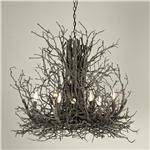Naturally Superior Twig Chandelier A. Can you find us a twig chandelier for over the dining table? Twig Chandelier, Chandelier Shades, Twig Lights, Ceiling Lights, Rustic Charm, Rustic Style, Modern Rustic, Deco Luminaire, Looks Vintage