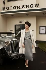 The Goodwood Revival 1940s Fashion, Timeless Fashion, Vintage Fashion, Vintage Dresses, Vintage Outfits, 1940s Outfits, Goodwood Revival, Vogue, Winter Festival