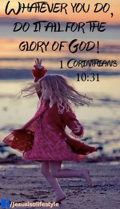 ❥ For the Glory of GOD