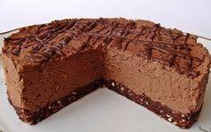 Milovníci čokolády si jistě pochutnají. Bez pečení a bez zbytečné zdlouhavé přípravy.