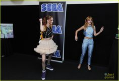 bella thorne sega event nyc 16