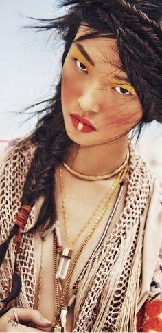 Tian Yi - Vogue China