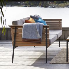 Ordinaire Haringe Large Sofa. Teak FurnitureOutdoor ...