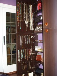 "Jewelry Organizer from ""Control the Clutter: Jewelry"""