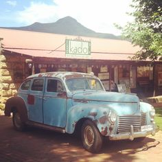 Old Chevy in Clarens Places To See, Places Ive Been, South Africa, Chevy, Stuff To Do, Nature, Travel, Africa, Naturaleza