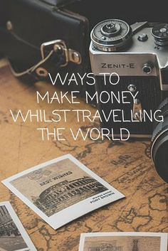 Ways To Make Money Whilst Travelling The World | The Diary Of A Jewellery Lover