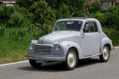 FIAT 500 Topolino   by marvin 345