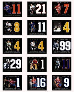 HOCKEY ONLINE PHOTOS Hockey Online, Bernie Parent, Mark Messier, Hockey Hall Of Fame, Playing Cards, Photos, Pictures, Playing Card Games, Game Cards