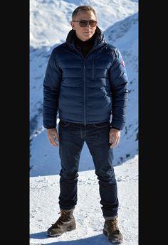 Daniel Craig Spectre 007 - Danner Quarry boot