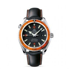 2908.50.82 : Omega Seamaster Planet Ocean 600M Co-Axial 45.5mm Orange / Black Rubber