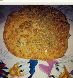 finto pane dukan con crusca d'avena
