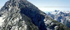 Für leidenschaftliche #Alpinkletterer steht sicher ein Ausflug in den Süden Bayerns auf der Liste der schönsten #Klettergebiete_in_Deutschland. #Watzmann Hocheck und Mittelspitze, Klettern in Deutschland