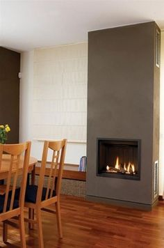 ortal clear 60x80 fireplace modern living room denver home and hearth outfitters - Fireplace Fronts