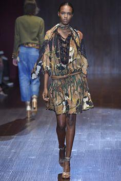 Gucci RTW Spring 2015 - Milan Fashion Week