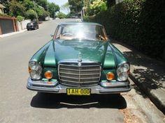 1970 Mercedes-Benz 280SE 3.5 Coupe