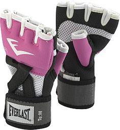 Everlast kickboxing gloves...on my 'to buy' list