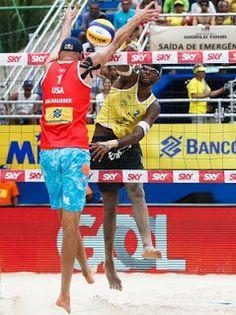 Blog Esportivo do Suíço: Pedro/Evandro perde para campeão olímpico e fica com a prata em Maceió