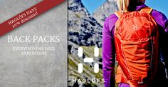 Outnorth - The best of Scandinavian Outdoor #training #haglöfs #campagin #sale #deal #workout #trainingclothes #clothes #fashion #trend #backpack #bags #ryggsäck