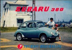 1962 Subaru 360