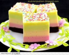 ciasto Optymisty biszkopt: 2 jaja 2 kopiaste łyżki mąki…