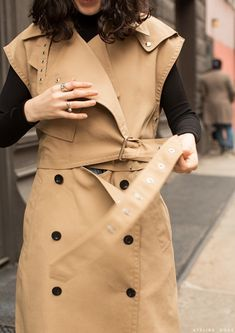 The Spring Trench - Atelier Doré