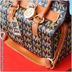 aMK-purse-cake-2 by Cakes.KeyArtStudio.com, via Flickr