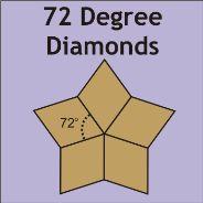 72 Degree Diamonds