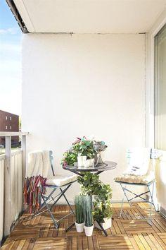 Comment aménager vos terrasses et balcons d'été ?