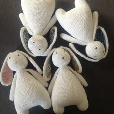 really sweet little easter or baby bunny rabbit pattern to make great gift for…