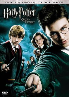 Harry Potter and the order of the phenix