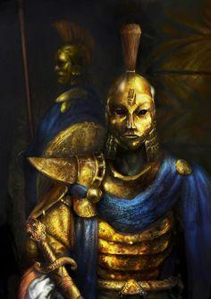 Morrowind: Ordinators, by IgorLevchenko