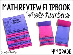 FREE Comparing Digits Within a Whole Number: Guided Notes and Exit ...