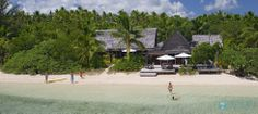 Palm Island, Pacific Ocean, Tonga