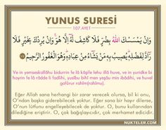 7 Ayet Vardır ki Gök Yere İnse Bunu Okuyan Kurtulur - Nukteler There are 7 verses that if the earth falls on the ground, the reader will be saved. Dua In Urdu, Allah Islam, Holy Quran, Islamic Quotes, Verses, Prayers, Positivity, Reading, Crochet Placemats