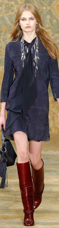 Fall 2015 Ready-to-Wear Tory Burch