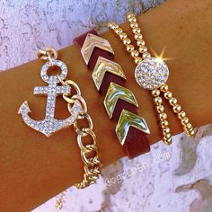 I'm lovin' this #burgundy #leather #chevron #bracelet! Order at www.gogolush.com And be sure to LIKE us on Facebook at GOGO LUSH BOUTIQUE #Padgram