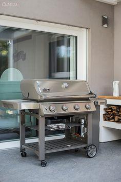 GENESIS II_4644 Weber Genesis, Bbq, Outdoor Decor, Home Decor, Crickets, Luxury, Barbecue, Decoration Home, Barrel Smoker