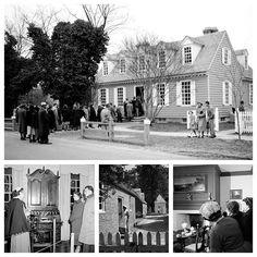 #TBT: 65 years ago this month, the Brush-Everard House, built 1717, opened for guided tours. The interpretation of the home on Palace Green, built in 1717, represented a step forward for talking about the lives of Williamsburg residents beyond the elite political class. The site was envisioned as a more modest household that many visitors could personally relate to. • The Brush-Everard House was the 8th exhibition site for Colonial Williamsburg, following the Raleigh Tavern, the Capitol…
