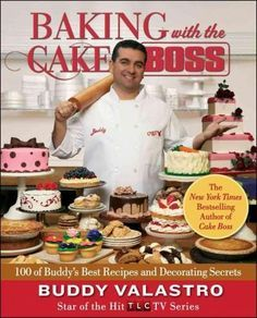 Buddy Valastro, the star of TLCs smash hit Cake Boss shares everything a home cook needs to know about baking as he takes readers through the same progressive training he had in his own apprenticeship