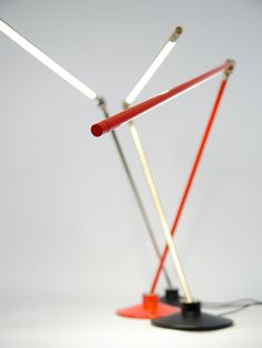 THIN LAMP by Peter Bristol