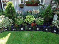 Ideas para el jardín frontal de tu casa