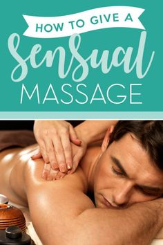 How To Give A Sensual Massage – From The Dating Divas How To Give A Sensual Massage – From The Dating Divas,Sportler Related posts:Medicinal Herbs to Plant for the Bees - Medicinal plants- Bad. Massage Dos, Love Massage, Massage For Men, Getting A Massage, Thai Massage, Massage Funny, Partner Massage, Tantra, Technique Massage