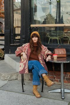 Boho Fashion, Autumn Fashion, Girl Fashion, Fashion Outfits, Best Wear, Everyday Outfits, Passion For Fashion, Winter Outfits, What To Wear