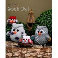 Fun sock animal sewing patterns - So Sew Easy