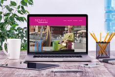 Identity and web for the Scandinavian designer Ingmar V. Web Design, Scandinavian Design, Identity, Design Web, Personal Identity, Website Designs, Nordic Design, Site Design