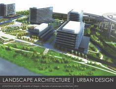 Landscape Architecture | Urban Design