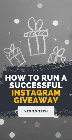 Want to learn how to run a successful giveaway on Instagram? In this Instagram giveaway tutorial I will show you how to run a giveaway contest on Instagram. Watch this video to know exactly how to set up an Instagram giveaway and how to host a successful Instagram giveaway to get more Instagram followers #instagram #giveaway #contest #marketing #socialmediamarketing More Instagram Followers, Online Contest, Learn To Run, Online Sweepstakes, Blog Online, Instagram Marketing Tips, Instagram Giveaway, Work From Home Tips, Entrepreneur Inspiration