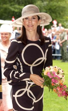 HRH Crown Princess Mary of Denmark